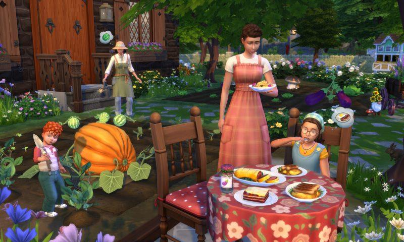 ได้อยู่ แฟนเกม Stardew Valley สร้างฟาร์มตัวเองใน The Sims 4