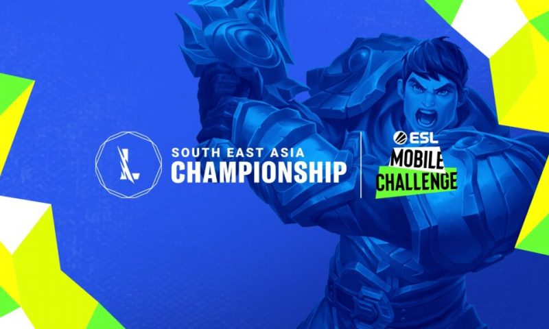 Wild Rift SEA Championship 2021 รายการแข่งขัน Wild Rift ชิงแชมป์อาเซียน