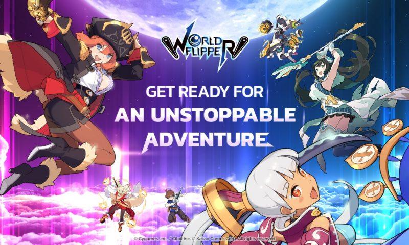 จะมาแล้ว World Flipper เผยกำหนดการเปิดในเดือนกันยายนนี้