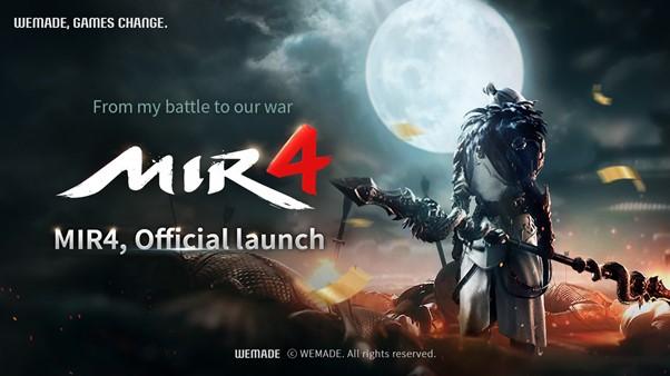 MIR4 เกมออนไลน์เก็บเวล MMORPG เปิดให้โหลดก่อนเปิดจริง 26 สิงหาคมนี้