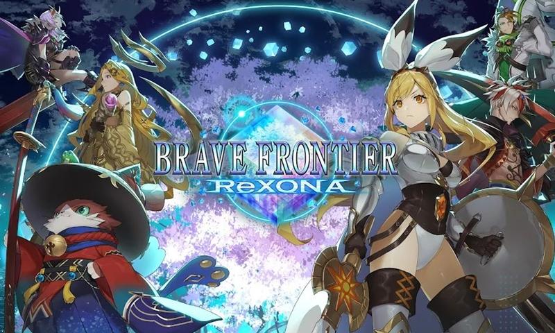 Brave Frontier ReXONA เกมแนวผจญภัยสุดแฟนตาซีเปิดให้บริการแล้ววันนี้