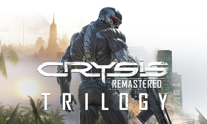 Crysis Remastered Trilogy เตรียมเปิดตัวในวันที่ 15 ตุลาคม