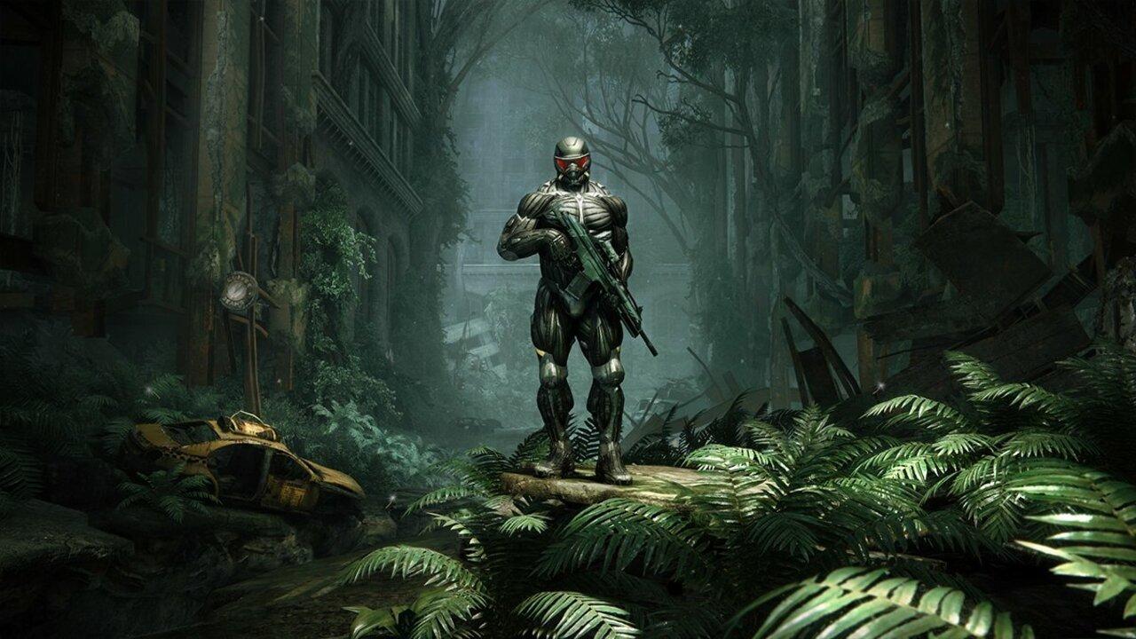 Crysis Remastered Trilogy 392021 2
