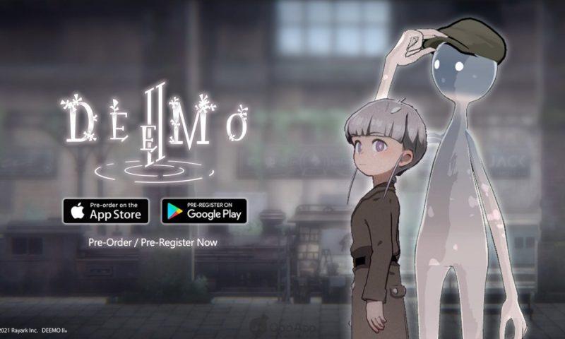 DEEMO II เปิดให้สั่งจองล่วงหน้าสำหรับระบบ iOS พร้อมกันทั่วโลก