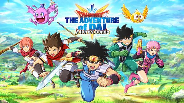 Dragon Quest The Adventure of Dai: A Hero's Bonds เปิดตัว 28 กันยานี้