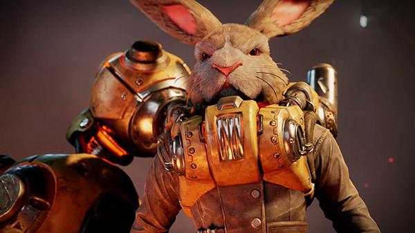 ตัวอย่างใหม่กระต่ายโหด F.I.S.T.: Forged in Shadow Torch