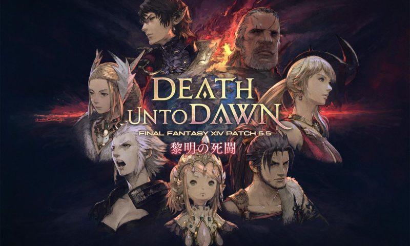 Square Enix ประกาศจำหน่ายอัลบั้มเพลง FFXIV Death Unto Dawn สุดพิเศษ