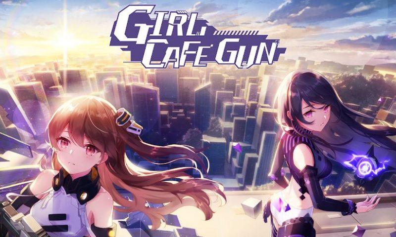Girl Cafe Gun เปิดให้บริการแล้ววันนี้ในรูปแบบ Global บนสโตร์ประเทศไทย