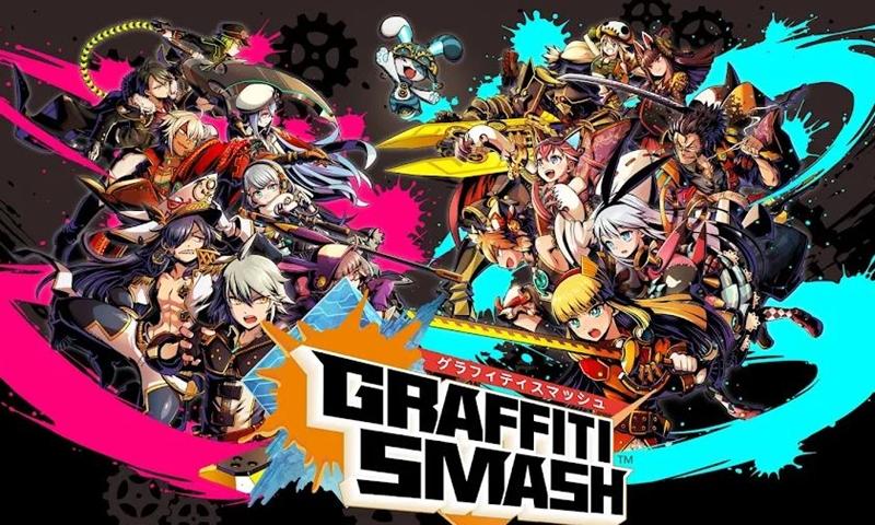 ลุยกันได้ Graffiti Smash เปิดให้ทดสอบในช่วง Beta Test