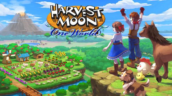 Harvest Moon One World 792021 1