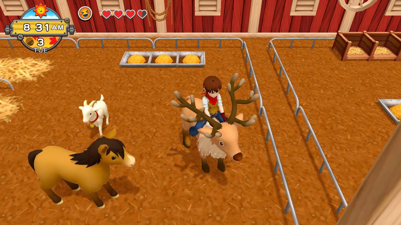 Harvest Moon One World 792021 3