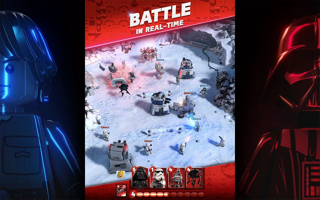 LEGO Star Wars Battles 2792021 3