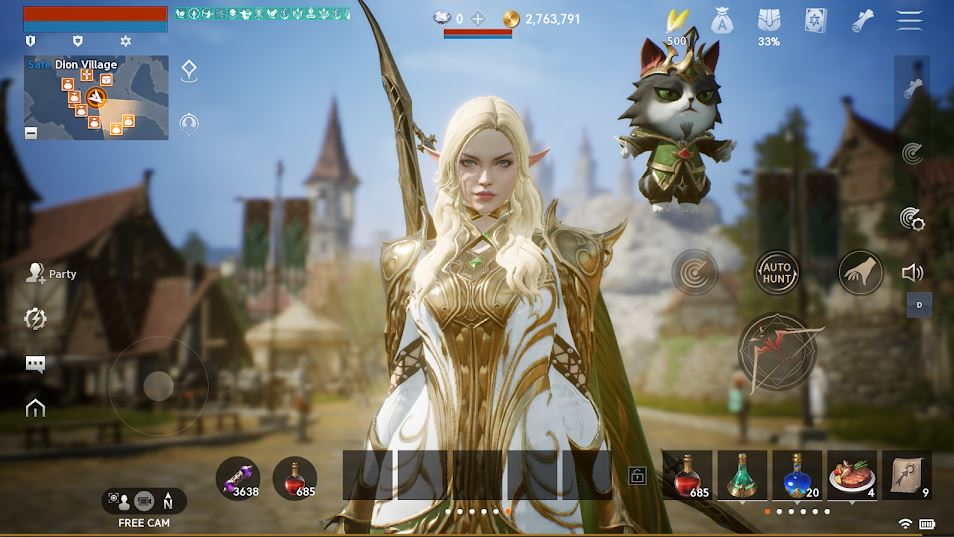 Lineage 2 M 3092021 4