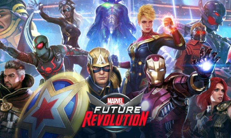 MARVEL Future Revolution เอาใจเหล่าเกมเมอร์จ่ายด้วยทรูมันนี่รับไอเทมฟรีทันที