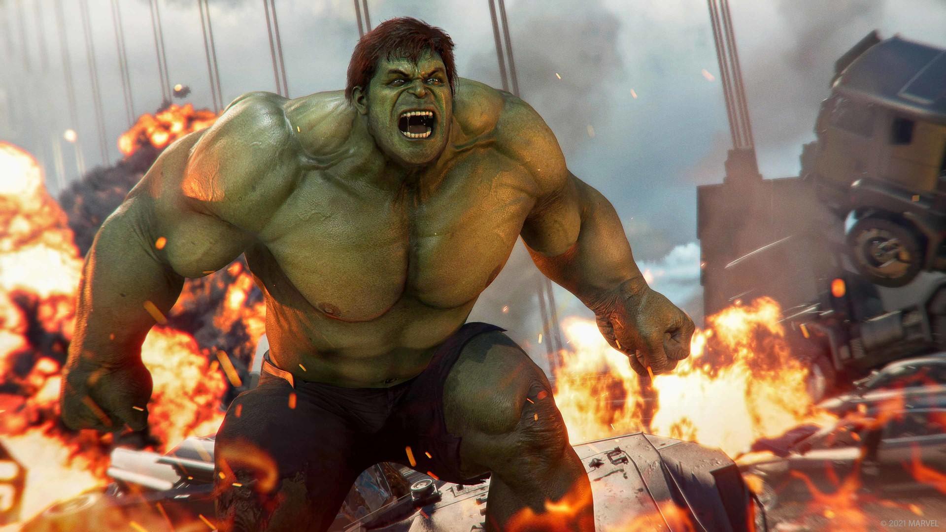 Marvels Avengers 2992021 2