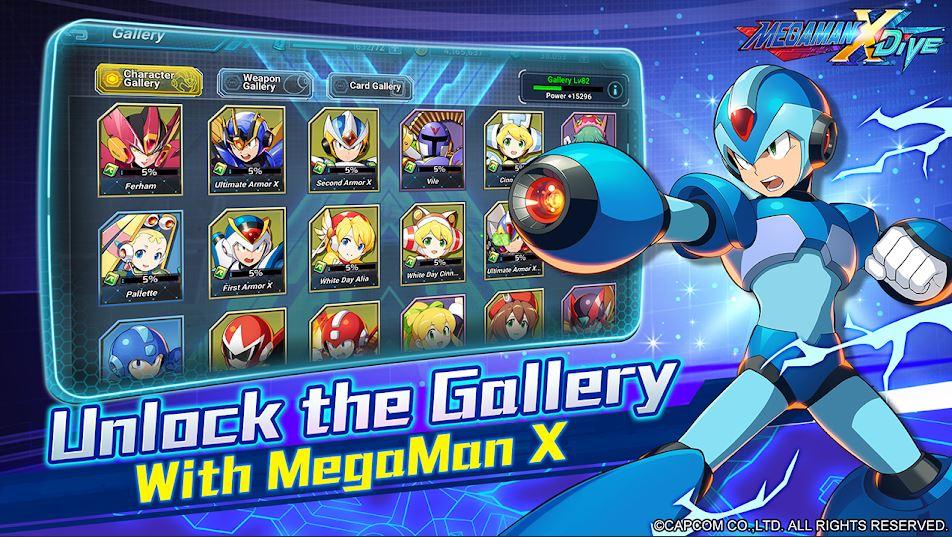 Mega Man X DiVE 792021 2