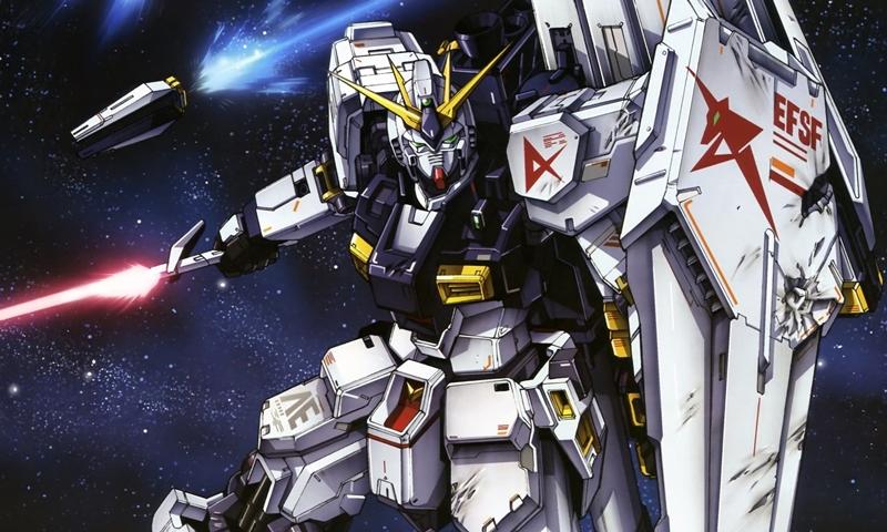 Nu Gundam ขนาดเท่าจริงเตรียมปรากฎตัวในฟุกุโอกะ
