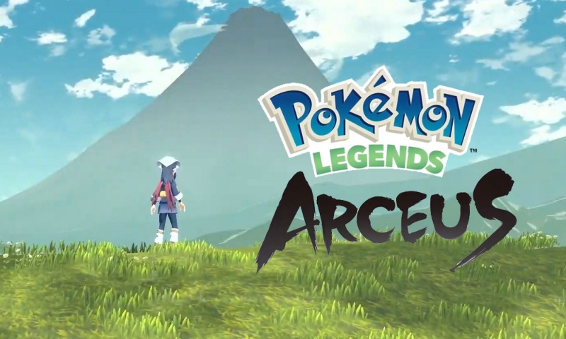 Pokemon Legends 01