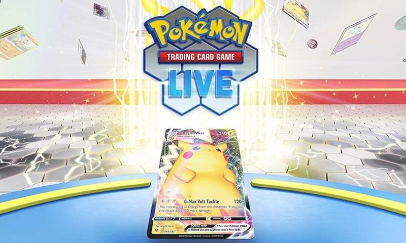 Pokemon Trading Card Game Live ประกาศเปิดตัวหลายแพลตฟอร์ม