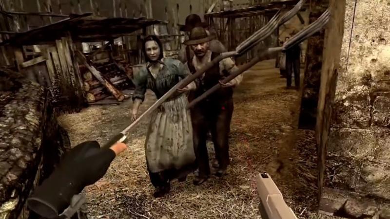 Resident Evil 4 VR 2892021 2