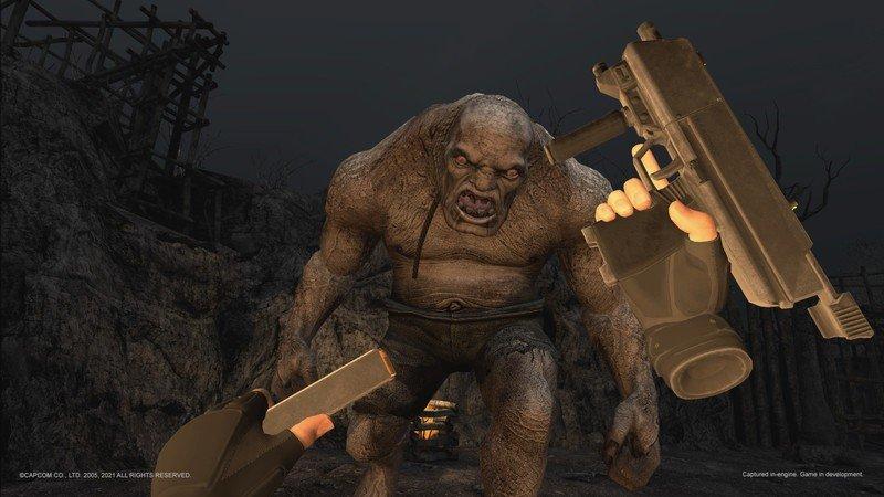 Resident Evil 4 VR 2892021 3