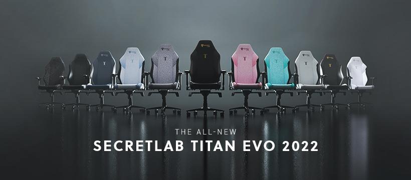Secretlab เตรียมนำเก้าอี้ซีรี่ส์ 2022 รุ่นใหม่ในประเทศไทยเร็วๆ นี้