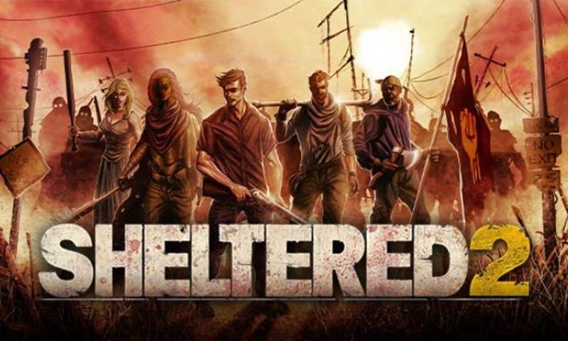 Sheltered 2 ผจญภัยในดินแดนไร้ชีวิตพร้อมให้บริการบนพีซี