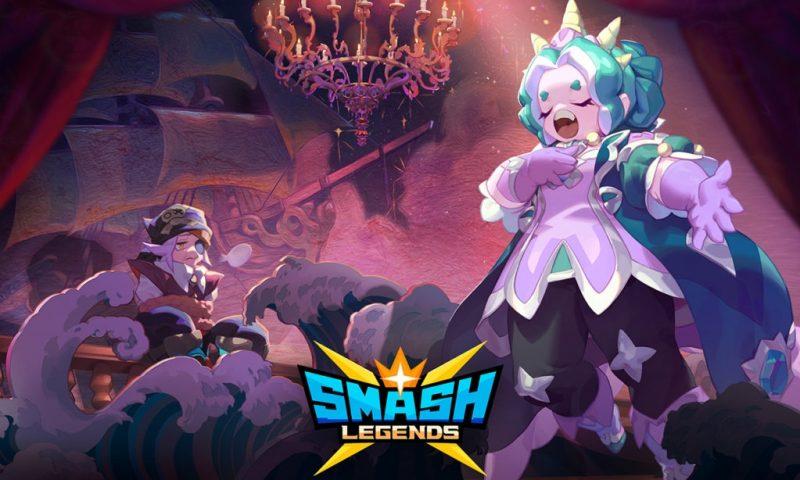 Smash Legends เผยตัวละครใหม่ Octavia แม่มดแห่งการรักษา