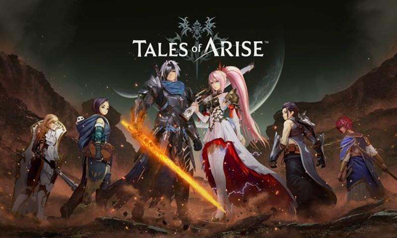 Tales of Arise มาแรงจัดยอดขายออนไน์ทะลุหนึ่งล้าน