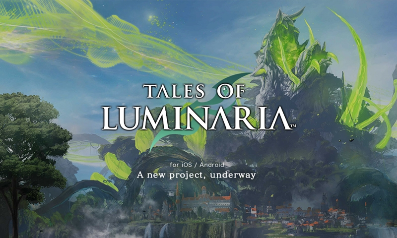 Tales of Luminaria จะเปิดตัวครั้งผ่านถ่ายทอดสดในวันที่ 24 กันยายน