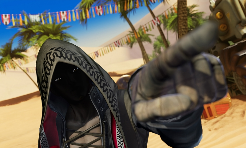 The King of Fighters XV ปล่อยตัวอย่างของตัวละครสุดเท่ Ash Kukri