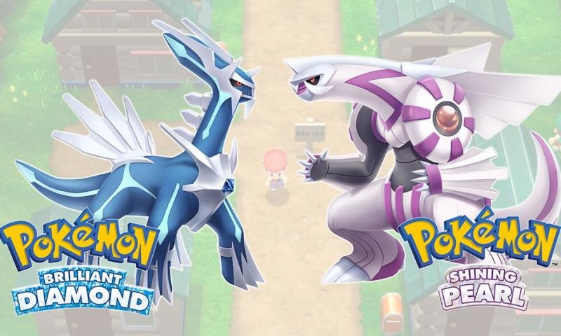Pokémon โชว์ข้อมูลใน Brilliant Diamond และ Shining Pearl จัดหนักจัดเต็มความสนุก