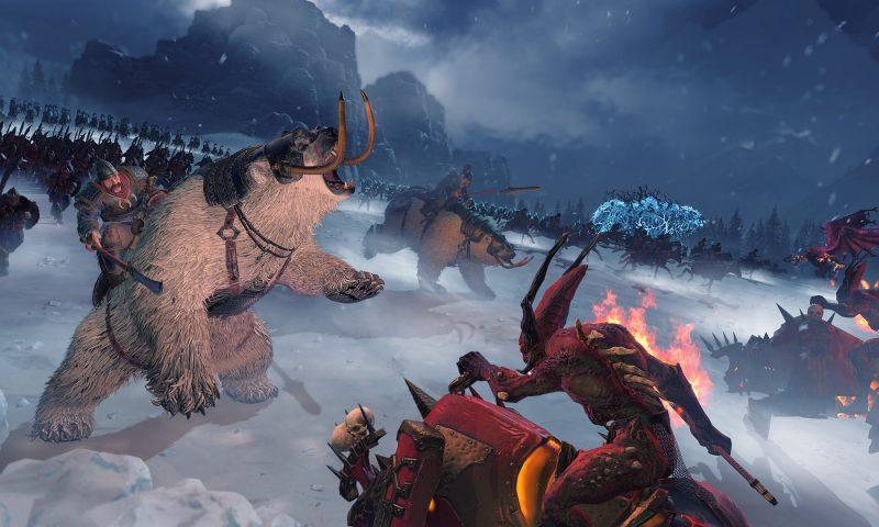สงครามโลกแตก Total War: Warhammer III ประกาศเลื่อนไปเป็นปี 2022