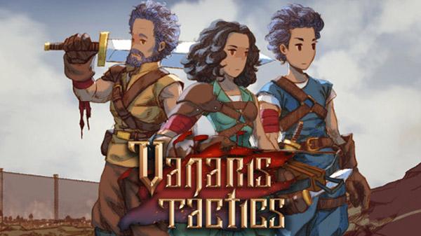 สุดจัด Vanaris Tactics เกมแฟนตาซี RPG น่าโดน