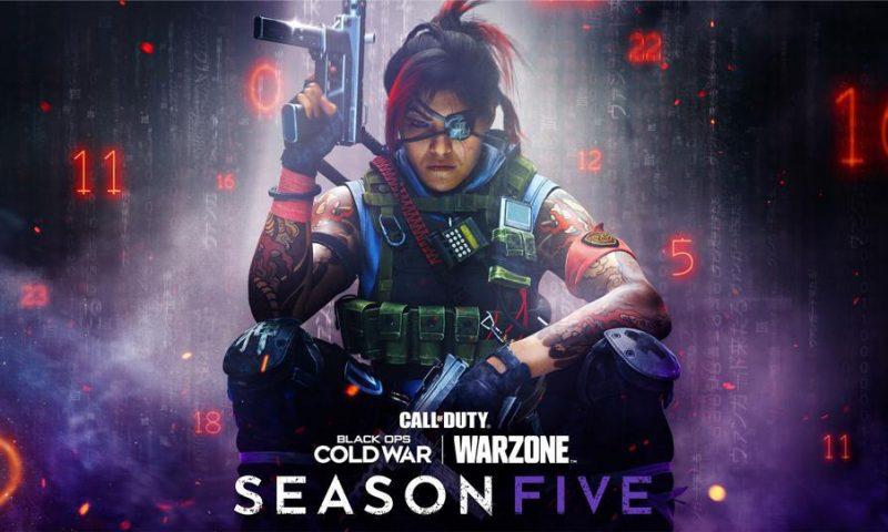 สวมบทสายลับสองหน้าใน Call of Duty Black Ops Cold War ซีซั่น 5