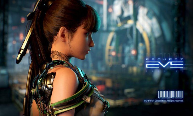 ใช่มั้ยเนี่ย Project Eve หรือ Nier ผสม Bayonetta กันแน่