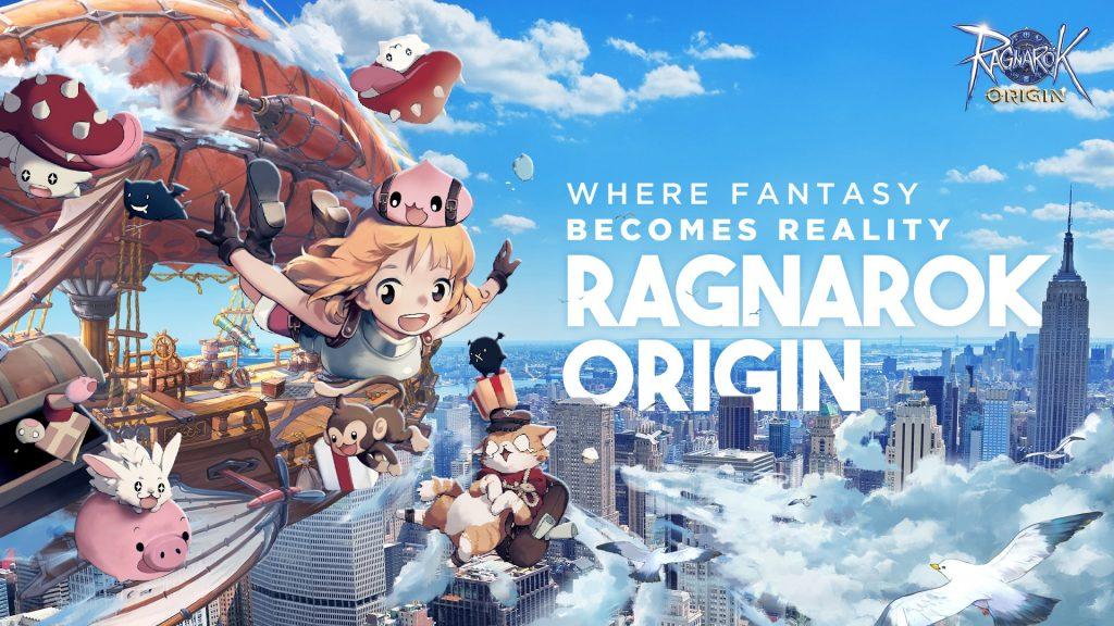 ragnarok origin