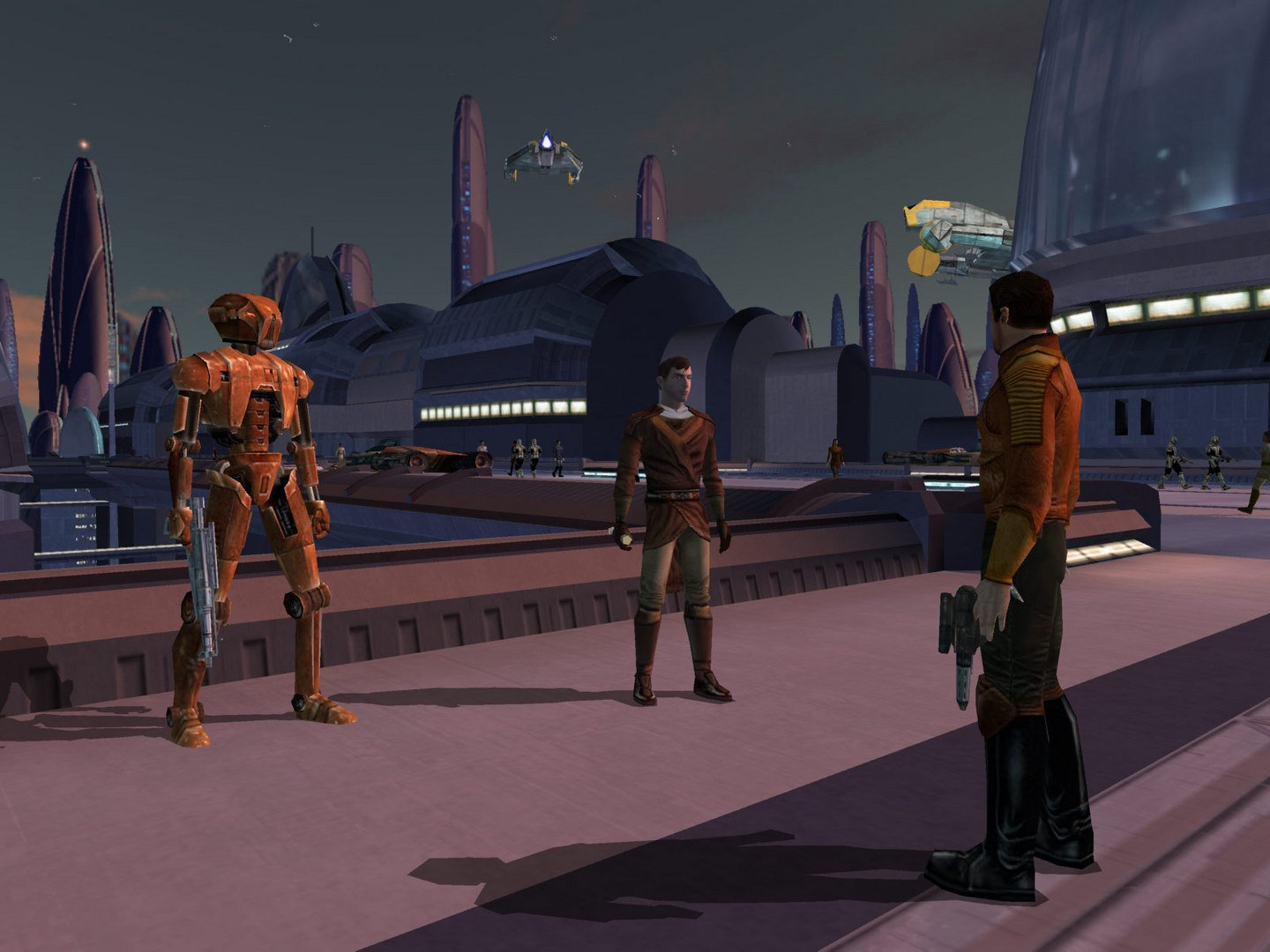 star wars knights of the old republic remake could be coming