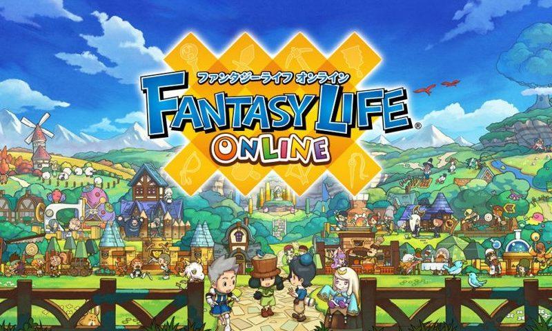 คือดีย์ Fantasy Life Online เวอร์ชั่น ENG กำลังมา