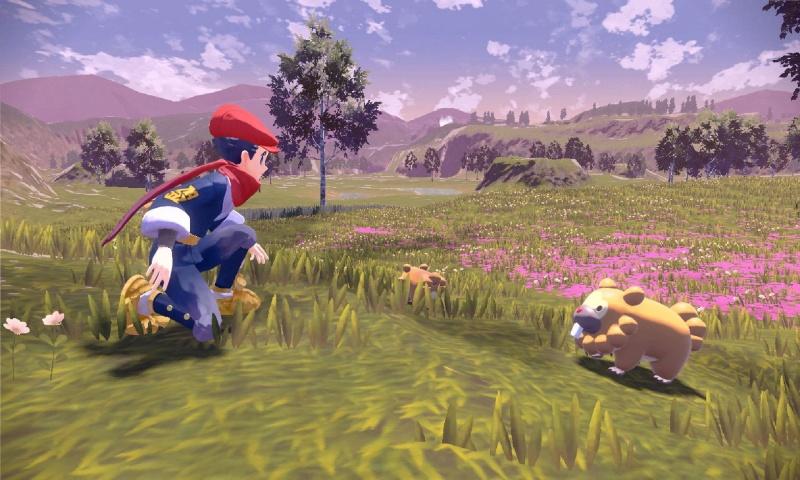 Pokémon Legends: Arceus โชว์ข้อมูลการค้นพบ ร่างฮิซุย ของโซรัวและโซโรอาร์ค