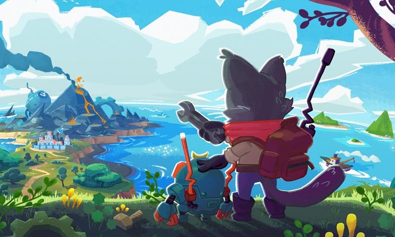 เปิดแล้ว Botworld Adventure เกมผจญภัย RPG ในสโตร์ประเทศไทย