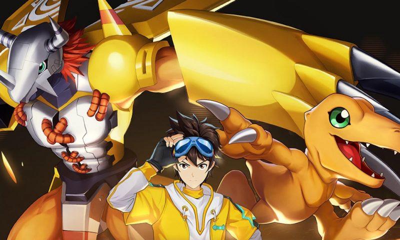 Digimon: New Generation เปิดให้บริการบนสโตร์จีนทั้งสองระบบ