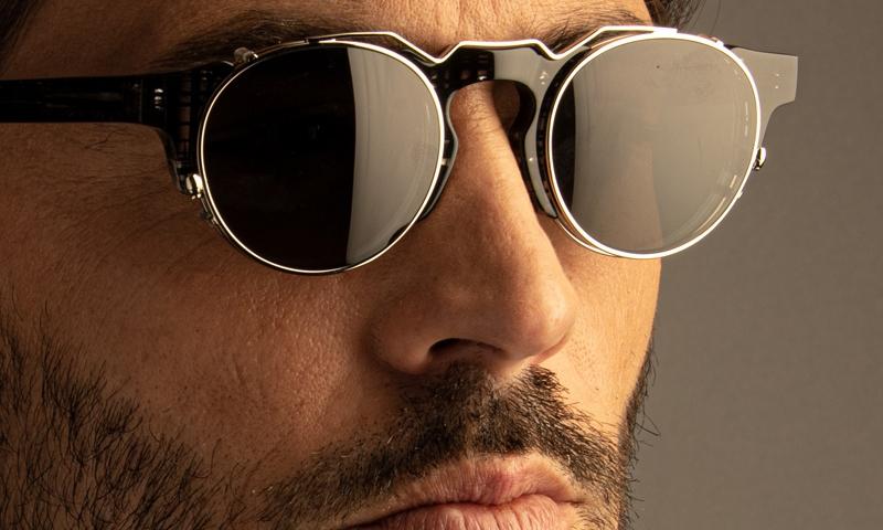 Kojima จับมือ Jean-François Rey สร้างแว่นตาเกม Death Stranding