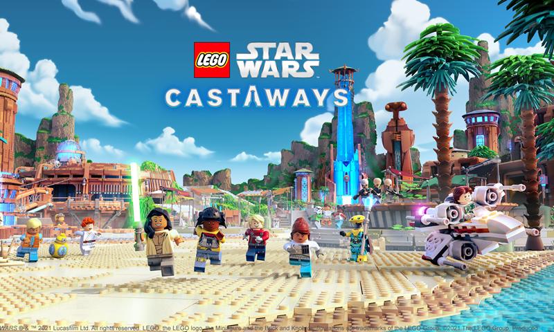 LEGO Star Wars: Castaways เปิดตัวบน Apple Arcade กลางเดือนหน้า