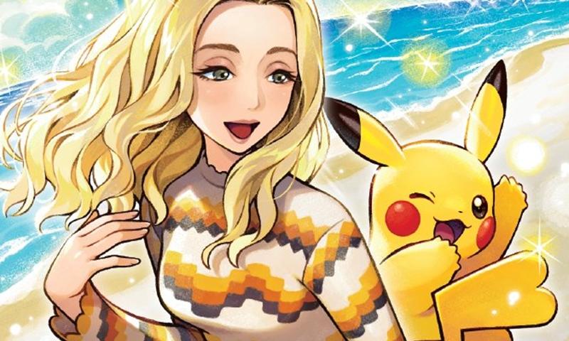 "Pokémon นำดารานักร้องระดับโลก ""ปรากฎตัว"" บนการ์ดโปเกมอน"