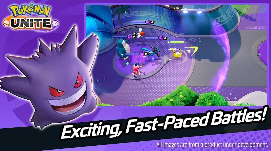 Pokemon UNITE 7102021 3