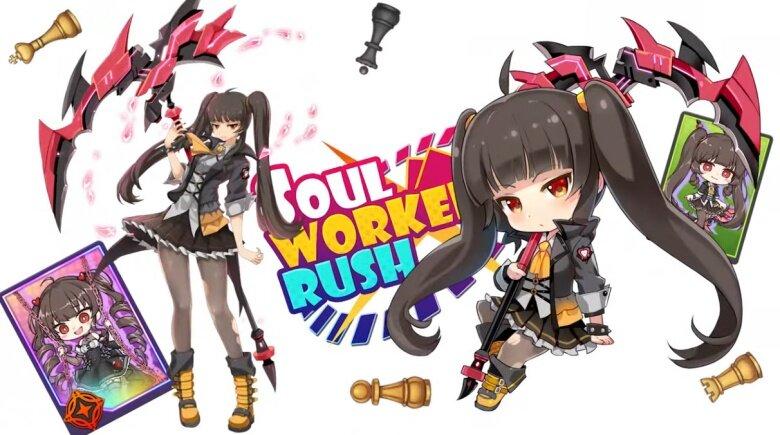 SoulWorker RUSH 211001 03