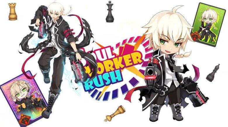 SoulWorker RUSH 211001 04