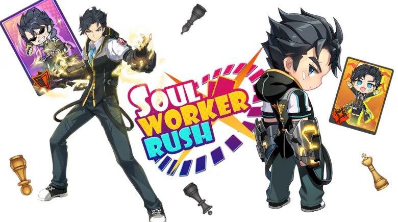 SoulWorker RUSH 211001 05