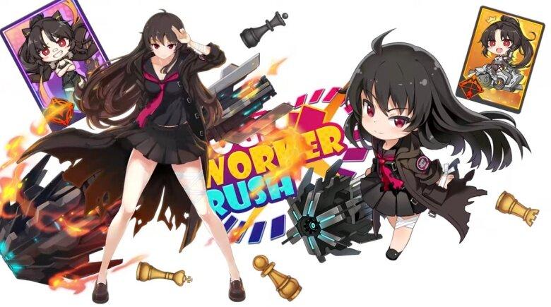 SoulWorker RUSH 211001 06